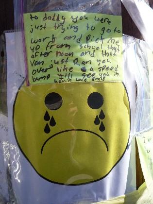 A daughter's lament