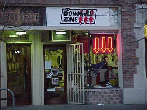 The Zone as it started out in 1999