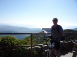 On top of Tam, where mountain biking was born